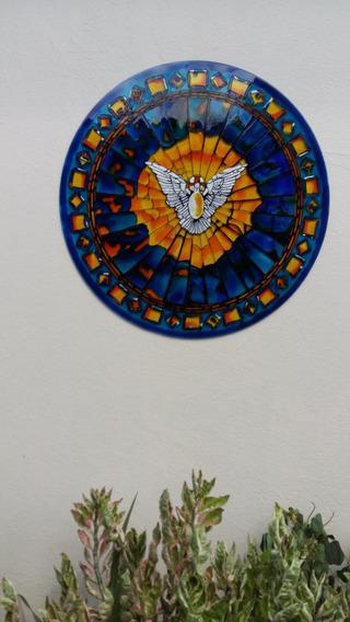 Mandala Divino Espirito Santo(sob Encomenda).