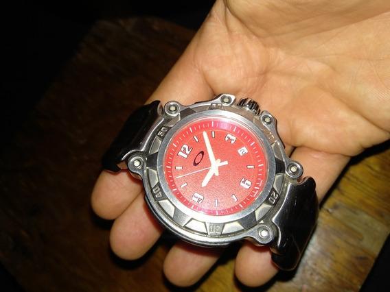 Reloj Oakley Stainlees Steel 10 Bar