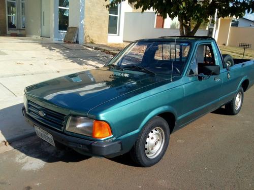 Ford Pampa Gl 1.8 - Álcool