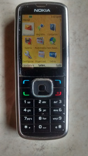 Teléfono Celular Nokia 6276 100% Activo Cdma 15$