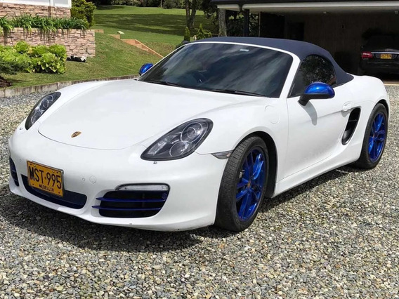 Porsche Boxster Boster