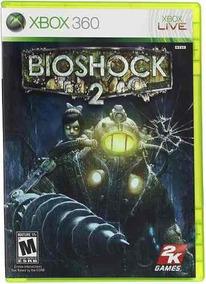 Bioshock 2 Xbox 360 Original Frete R$12 Xbox One