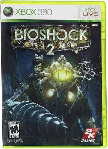 Bioshock 2 Xbox 360 Xbox One Xone X360 Original Frete R$12