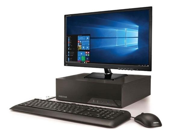 Monitor Cpu Positivo Master Core I5 7ger 4gb Hd 1tb Barato
