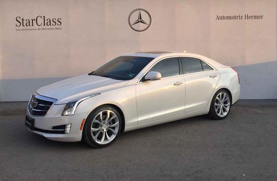 Cadillac Ats 2015 4p Premium L4/2.0/t Aut