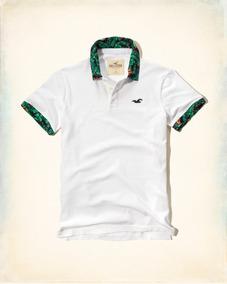 Camisa Hollister Polo Original Camiseta Top Pronta Entrega