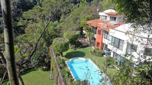 Casa Sola En Rancho Cortes / Cuernavaca - Creve-6182-cs