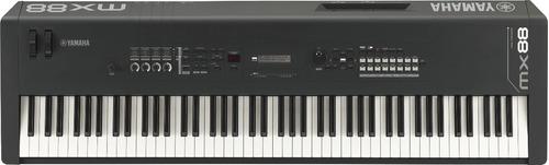Sintetizador Yamaha Mx88 Midi Usb 88 Teclas