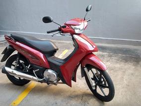 Honda Biz 125 Ex 2013 - Baixa Km - Única Dona
