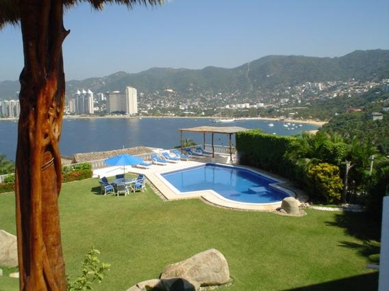 Marina Brisas Residencia Con Amplios Jardines Y Vista Al Mar