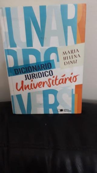 Livro - Dicionário Jurídico Universitário