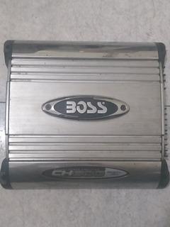 Planta Amplificador Boss 800watts 4 Canales