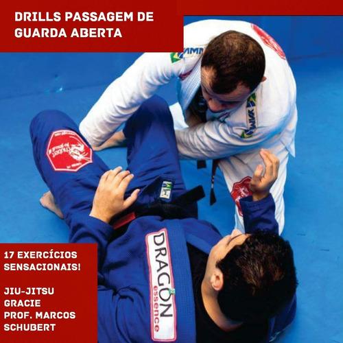 Jiu-jitsu - Aulas - Drills De Passagem De Guarda