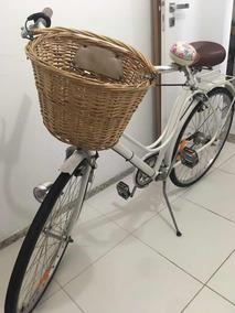 Bicicleta Vintage Feminina