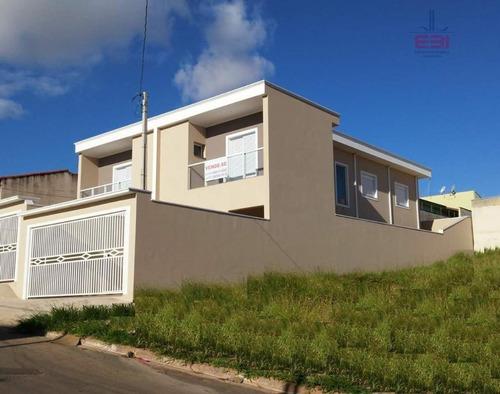 Imagem 1 de 30 de Sobrado Residencial À Venda, Loteamento Santa Cruz, Tatuí. - So1024