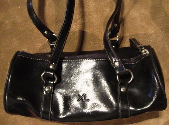 Cartera Xl Negra, Impecable