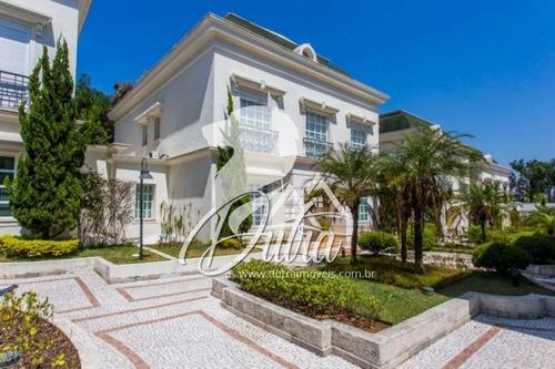 Imagem 1 de 7 de Casa De Condomínio Alto Da Boa Vista 480m² 04 Dormitórios 04 Suítes 4 Vagas - A80b-d2d3