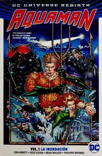 Aquaman Vol.1 La Inundación