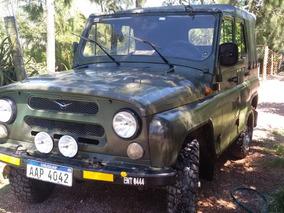 Uaz Jeep 2003 4x4 Todoterreno 2.5 Turbodiesel Original Nuevo
