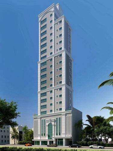 Imagem 1 de 10 de Lançamento - Apartamento 3 Suítes Com 3 Vagas De Garagem - Região Central - 1718_1