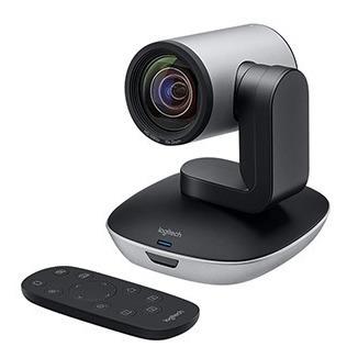 Câmera P/ Vídeo Conferência Logitech 1080p Full Hd A Melhor