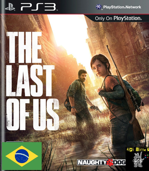 The Last Of Us Jogos Ps3 Psn Original Receba Hoje