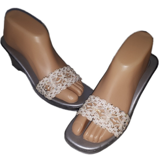 Sandalias Zuecos T.37 Super Outlet