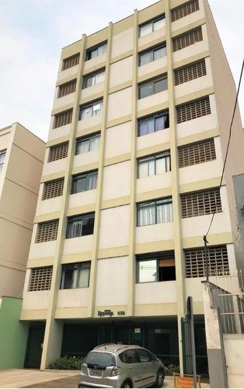 Kitnet (mobiliada) Para Alugar, 40 M². - Centro - Ribeirão Preto/sp - Kn0055