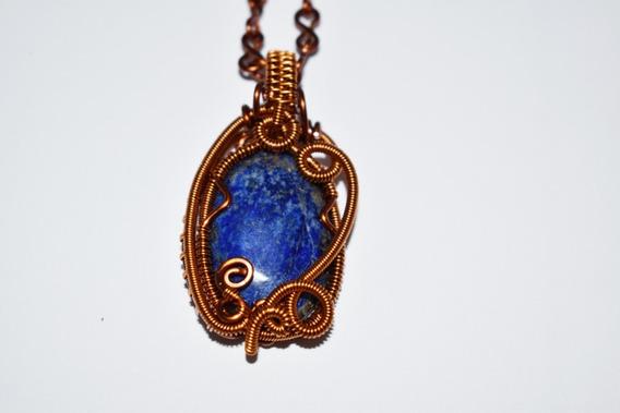 Collar Lapis Lazuli
