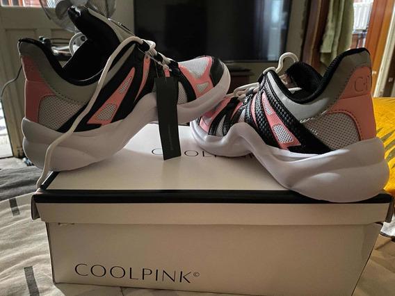 Zapatillas Coolpink,plataforma Moda Rimini