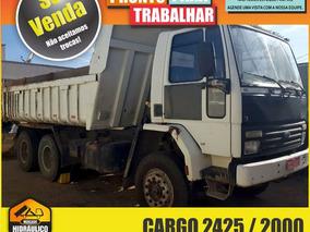 Ford Cargo 2425 Basculante / 2000