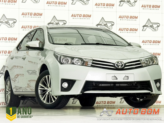 Toyota Corolla Xei 2.0 Flex 16v Aut. C/ Central Multimíd...