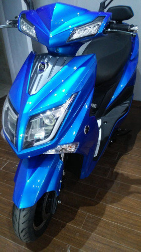 Sunra Hawk Moto Scooter Electrica 18 Cuotas De 17.980 A