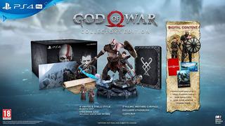 God Of War Edición Coleccionista!! Nuevo Sellado!!!