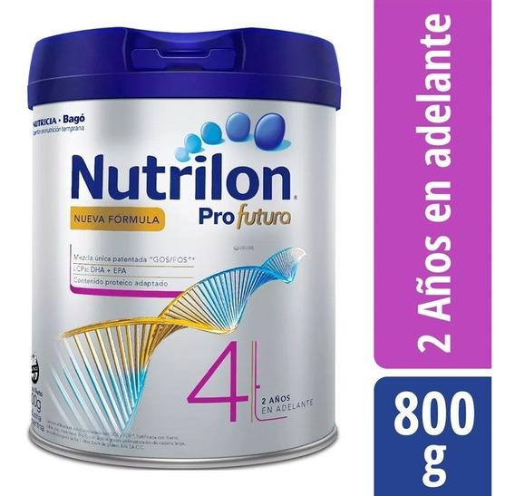 Leche Infantil Nutrilon Profutura 4 Polvo X 800 Gr