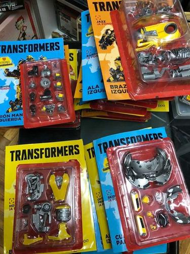 Transformers Fascículos La Nacion Arma A Bumblebee Varios