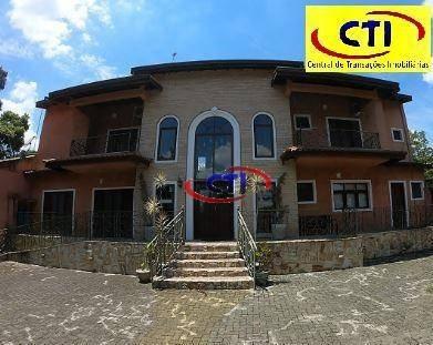 Casa Com 4 Dormitórios Para Alugar, 380 M² Por R$ 5.500/mês - Balneário Palmira - Ribeirão Pires/sp - Ca0363