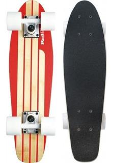 Skate Cruiser Mini Longboard Surf Red Nose 444200 Belfix