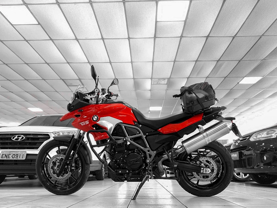 Bmw F 700 Gs Abs Ano 2017 Com Apenas 5 Mil Km Financiamos