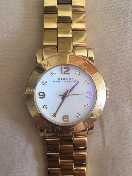 Relógio Marc Jacobs Original Feminino Mbm3056