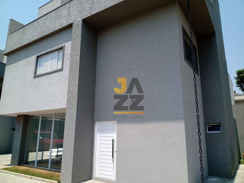 Casa Com 4 Quartos À Venda, 240 M² Por R$ 1.250.000 - Vila Giglio - Atibaia/sp - Ca13833