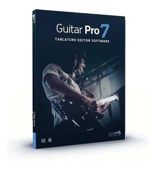 Guitar Pro 7.5.2 Original! C/ Soundbanks + 115 Mil Tabs