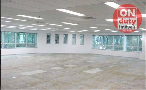 Sala Para Alugar, 246 M² Por R$ 25.500,00/mês - Bela Vista - São Paulo/sp - Sa0305