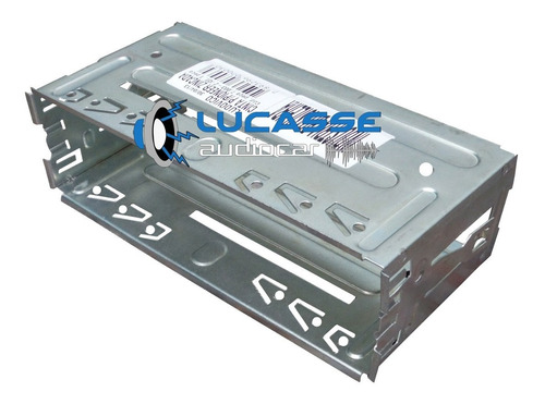 Consola Zuncho Stereo Pioneer Sony Faja Chapa Metalica Marco