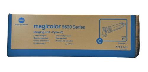 Unidad De Imagen Original Konica Minolta Magicolor 8650 Cyan