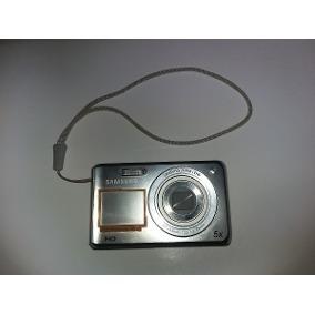 Câmera Samsung Dv100 Prata C/ Lcd Frontal
