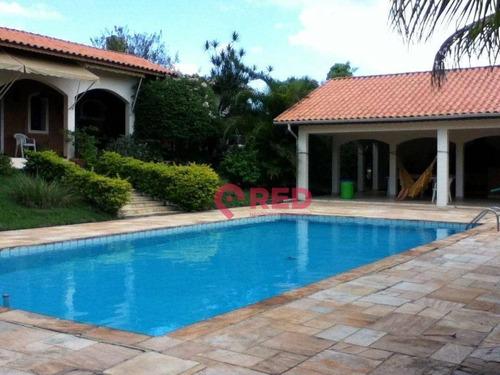 Imagem 1 de 12 de Casa Com 5 Dormitórios À Venda, 400 M² Por R$ 1.400.000,00 - Condomínio City Castelo - Itu/sp - Ca0449