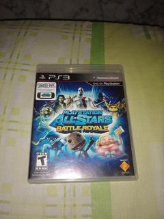 Playstation All-stars Original Como Nuevo!