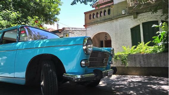 Peugeot 404 D, 78 Totalmente Original, Impecable Estado