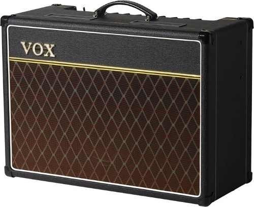 Ftm Vox Ac15c1 - Amplificador Combo Guitarra Valvular 15 Wat